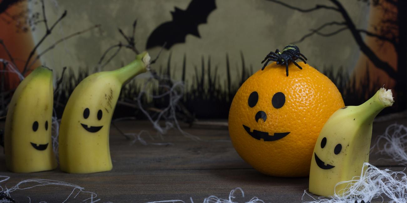 haunted food