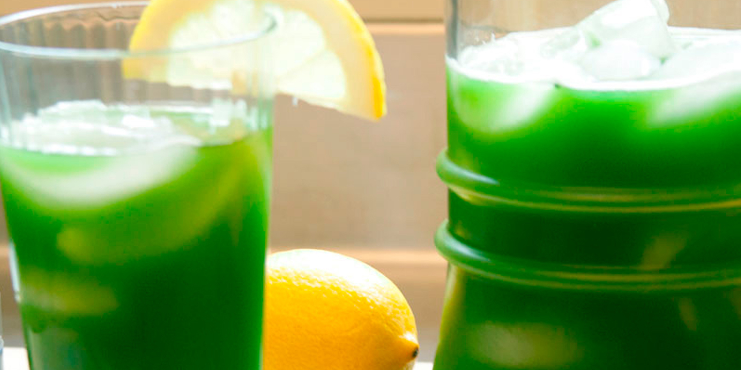 Matcha Citrus Iced Tea