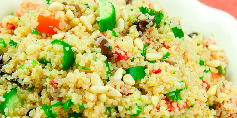 Colorful Quinoa Medley