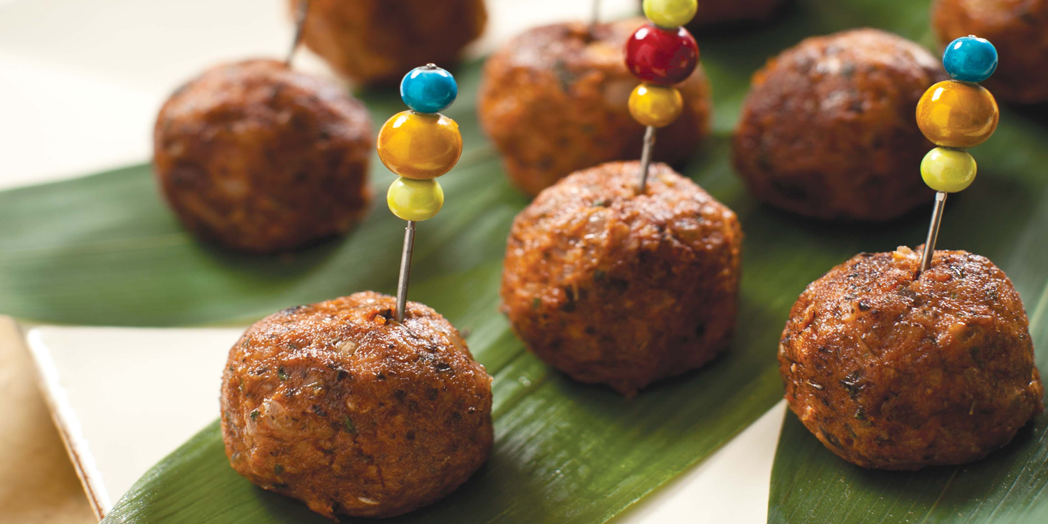 Walnut Meatless Balls