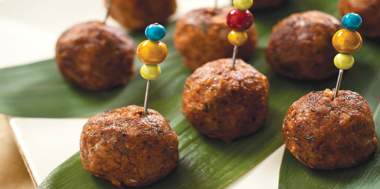 Walnut Meatless Balls