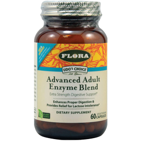 Flora Udo's Choice Advanced Adult Enzyme Blend