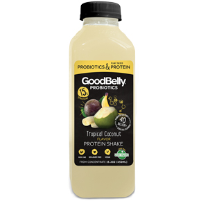 GoodBelly Probiotics & Protein