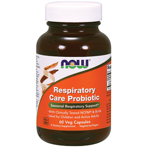 NOW Respiratory Care Probiotic
