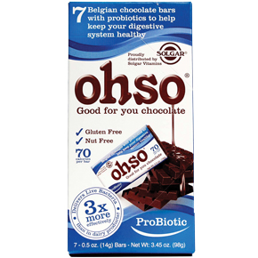 Solgar ohso chocolate