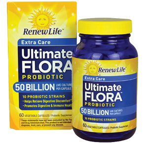 Renew Life Ultimate Flora Extra Care Probiotic
